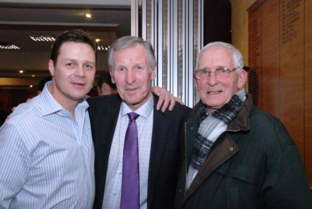 Budgie meets Billy McNeill