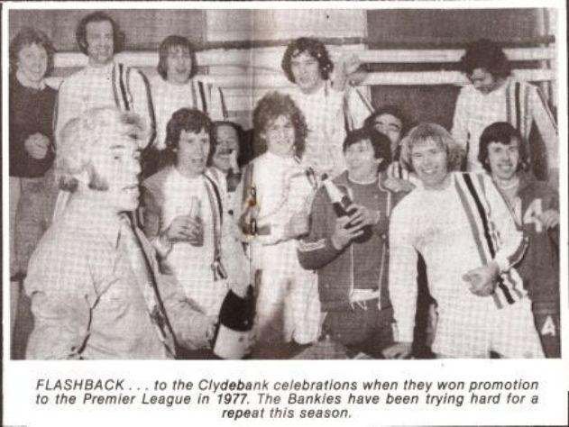 Promotion is clinched 1977