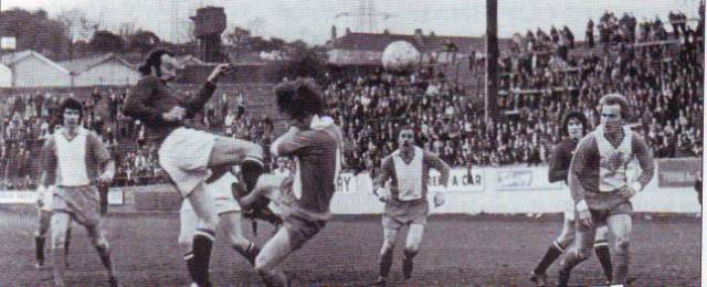 Spring Cup Final v Airdrie 1976